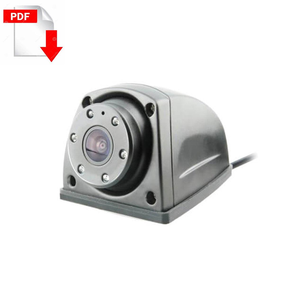 Ambulance Side view-camera